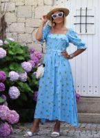 ELB1209X.jpg-mavi-kolu-lastikli-mini-floral-elbise-ELB1209