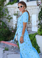 mavi-mini-floral-desen-kusakli-elbise